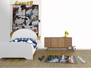 Aménager un coin nuit dans la chambre d'enfant