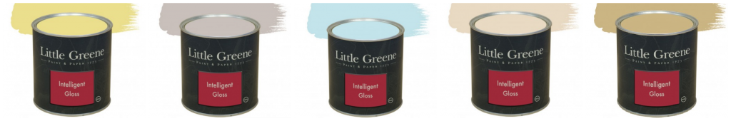 Peinture Intelligent Gloss par Little Greene