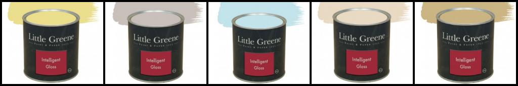 Peinture Intelligent Gloss par Little Greene