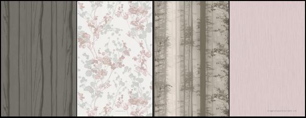 Papiers peints nature Little Forest