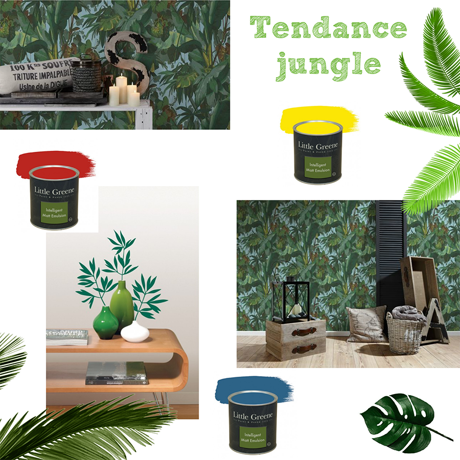Inspiration jungle