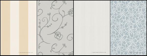 "Papiers peints ""villa raphaël"" by Raffi"