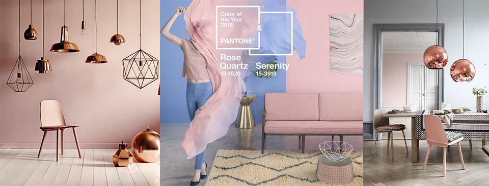 Tendance : le rose quartz