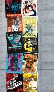 Papiers peints XXL Star-Wars-Rock-On-Wall