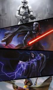 Papiers peints XXL Star-Wars-Moments-Imperials