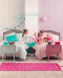 OLA FEERIE AMBIANCE 244x300 Nouvelle collection de papiers peints pour enfants : Oh La La