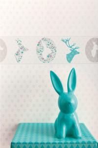 OLA FEERIE ZOOM4 200x300 Nouvelle collection de papiers peints pour enfants : Oh La La