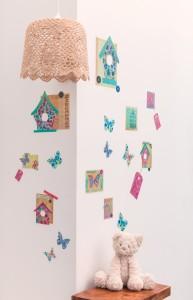OLA NICHOIR ZOOM3 193x300 Nouvelle collection de papiers peints pour enfants : Oh La La