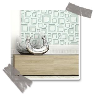 Découvrez le papier peint en 3 dimensions