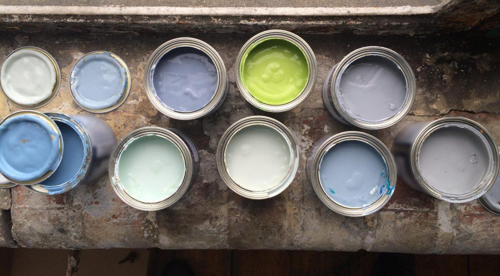 Pots de peinture Designers guild