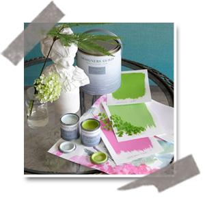 Découvrez les peintures Designers Guild, papiers peints et tissus
