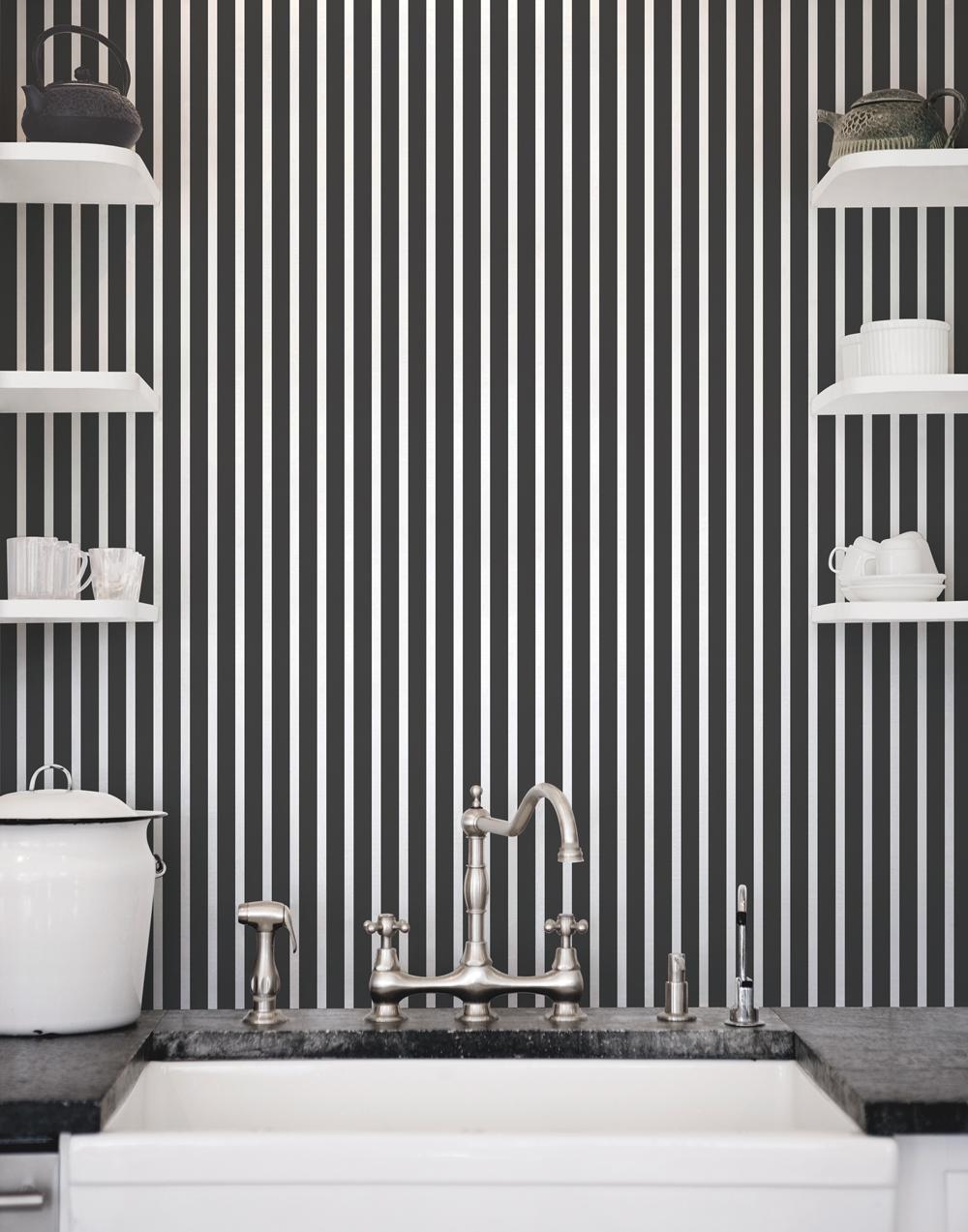 Tendance Deco Tout En Noir Et Blanc Le Blog Interieur Et Decoration