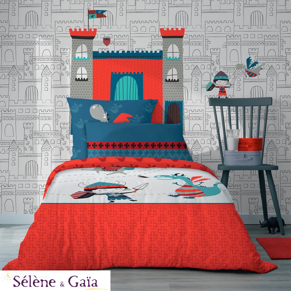 Nouveaux modèles de la collection Les petits curieux / Sélène et Gaïa pour chambres d'enfants