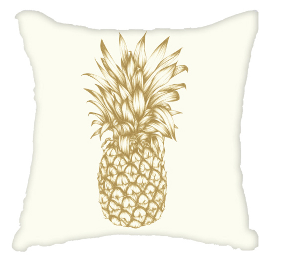 Coussin Ananas de la collection Exotix