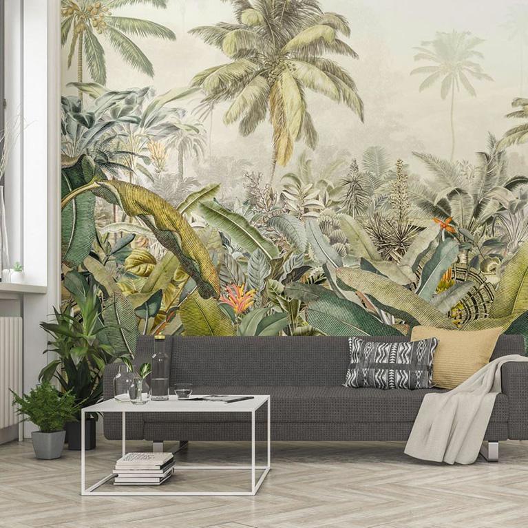 Papier peint panoramique Jungle de Komar