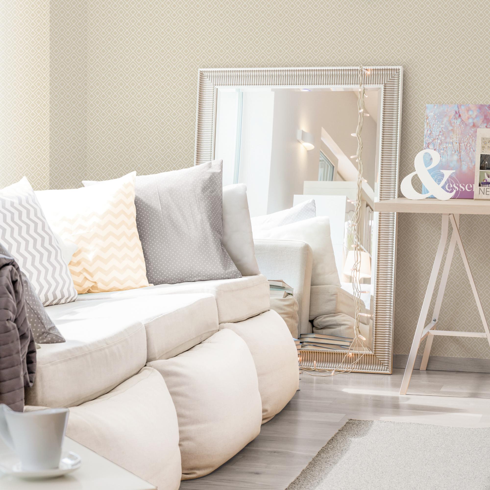 Installer des miroirs pour rendre une pièce plus lumineuse