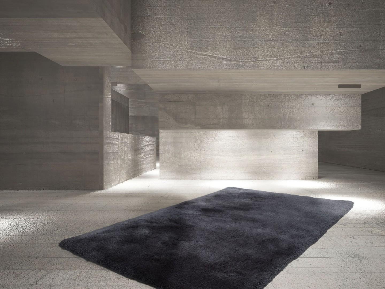 Un tapis pour une ambiance minimaliste