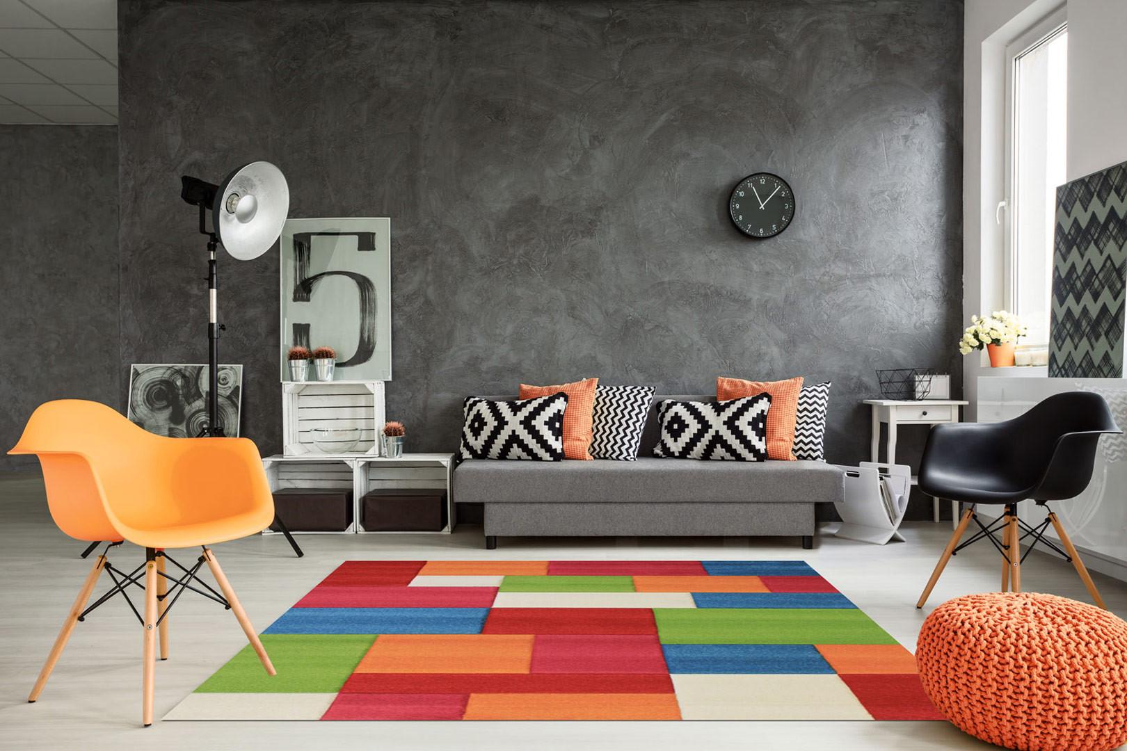 Un tapis pour un style vintage