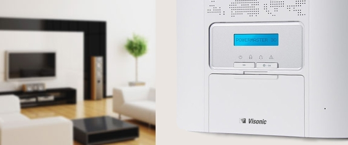 Centrale d'alarme de maison
