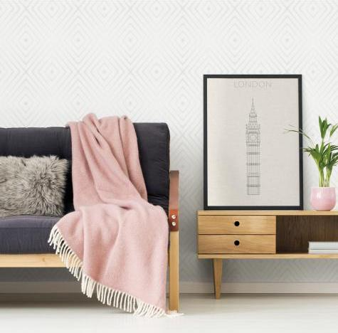 encadrer poser sur un meuble