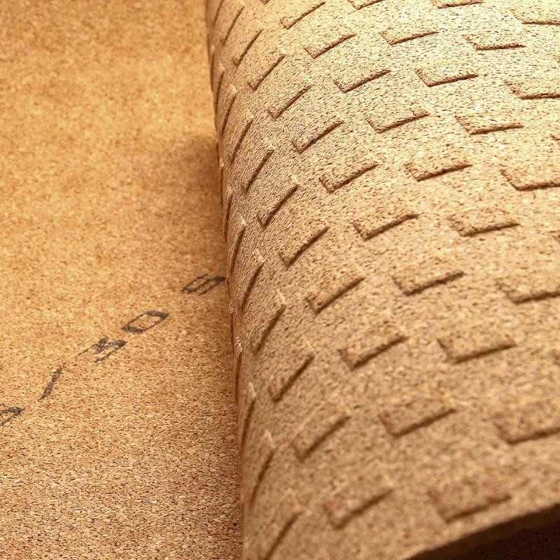 sous-couche liège à utiliser avant de poser un parquet massif