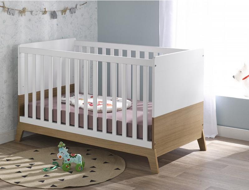 Choisir un lit de bébé évolutif
