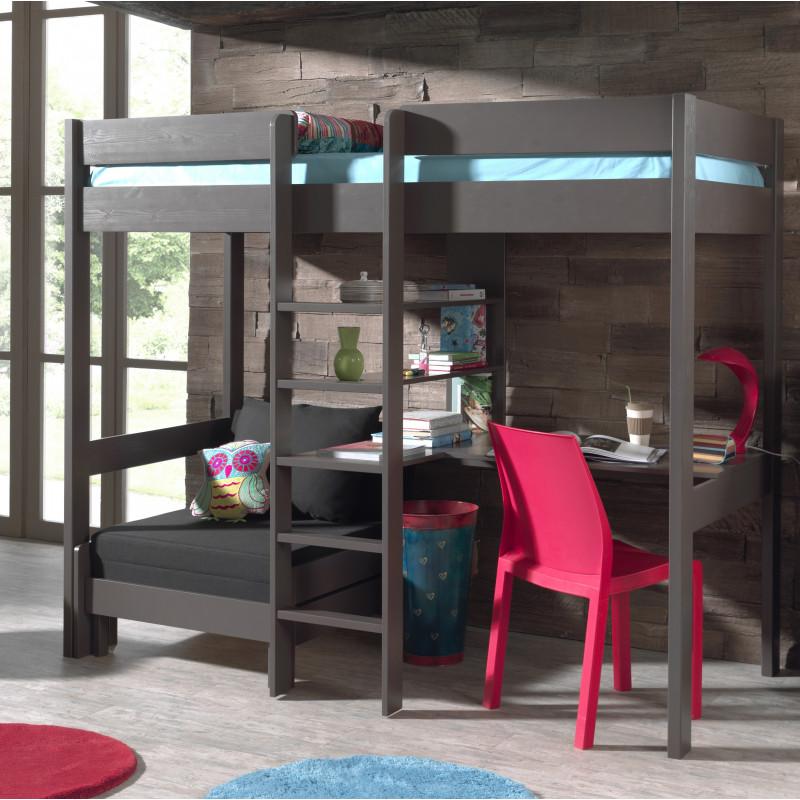 Choisir un lit mezzanine
