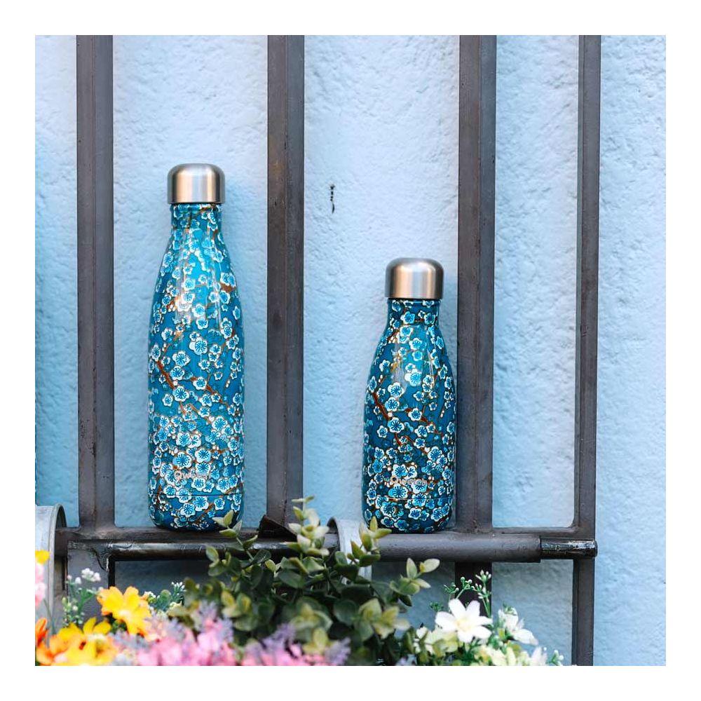 La bouteille isotherme colorée : un véritable accessoire déco