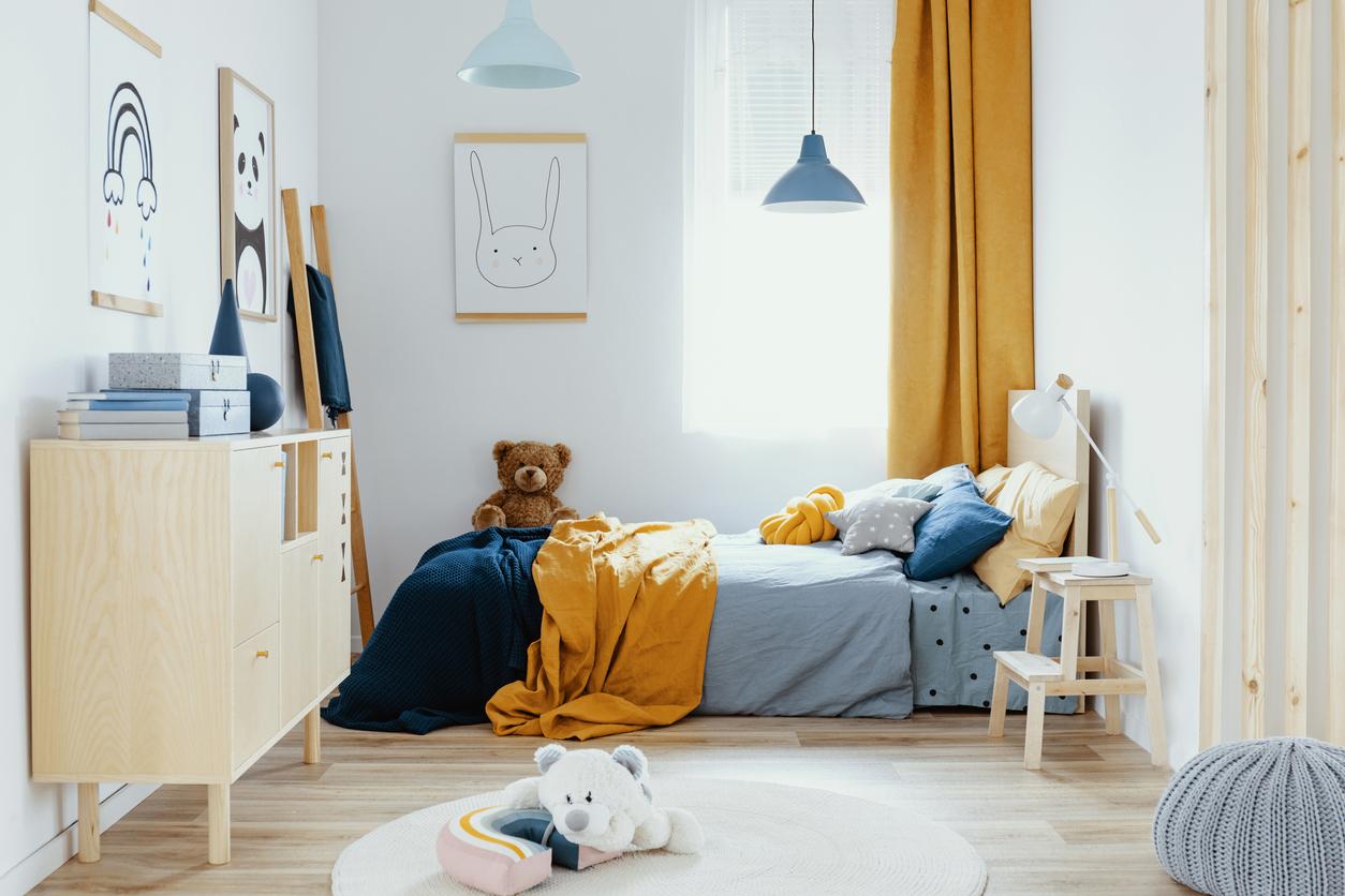 Personnaliser une chambre d'enfant
