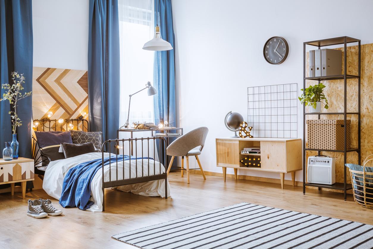 Personnaliser une chambre d'enfant : tapis, couleurs, luminaires...