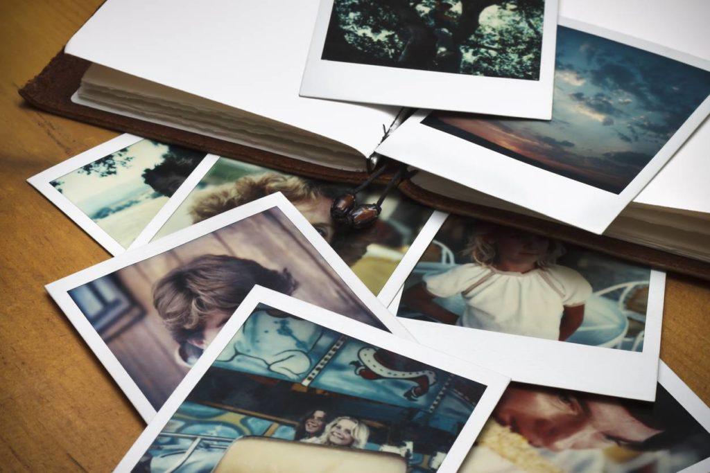 Photographie polaroid