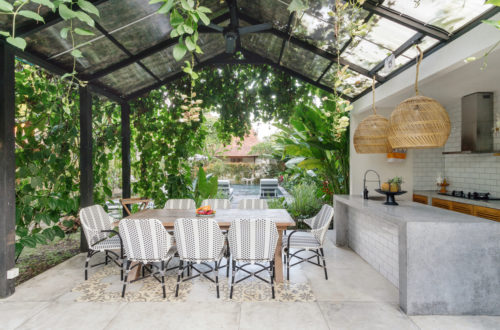 solutions design pour s'abriter du soleil