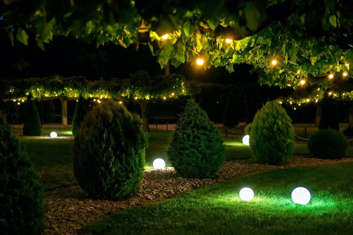 Illuminer sa terrasse de jardin